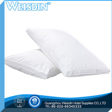 printed made in China polyester/cotton memory foam leg and neck pillow