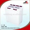 9 kg commerciale double baignoire whirlpool lave - linge
