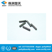 raw material tungsten carbide rod , polished carbide extruded round bar, cemneted carbide boring bar