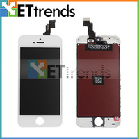 Factory price wholesale for iphone 5c mobile phone lcd complete for iphone 5c lcd panel lcd frame for iphone 5c