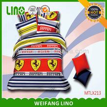 china bedroom sets 3d bed set 100 polyester 4pcs bedding sheet set