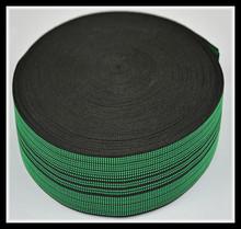 chinese rubber woven webbing elastico para o sofa