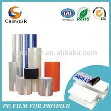Aluminium Extrusion Profile Plastic Film