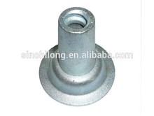 Construction industrielle pièces de coffrage en acier galvanisé escalade, échafaud. cône