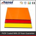 Alusign 2014 caliente venta alstone el panel compuesto de aluminio