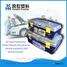 Nova chegada e venda quente portátil de plástico caixa de rolamento de ferramentas / hardware caso
