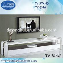 ledl shaped tv cabinet model TV814