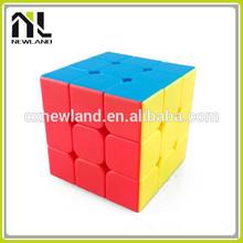 China Supplier Intelligence Toy Promotional acrylic large cube