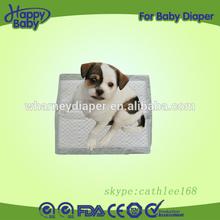 Hot sale disposable pet pad/nappies