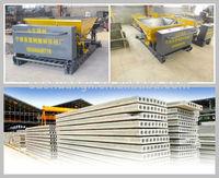 small machine big profits lightweight precast concrete hollow core slab making machine