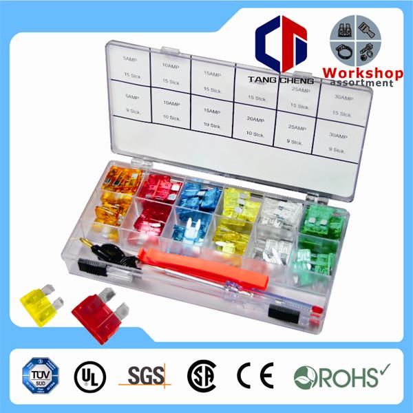 Hot Sale Hardware Kit TC 150PC Kit Kat Fuse Assortment of China