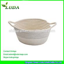 di luda più venduto coton corda cestino del pane
