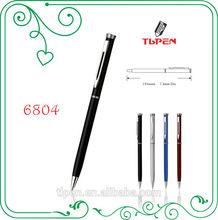 Thin metal ballpoint pens 6804