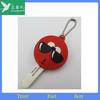 Custom Fashion Soft Pvc Custom Key Head Cover