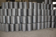 Hot-sale durable in use flat plastic corrugated pipe