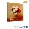 acquerello cinese pittura a olio rosso foto di fiore di rosa