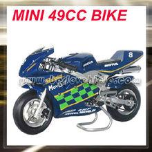 Factory direct sale mini 49cc pocket bike