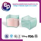 New design food grade small plastic containers environmental material FDA LFGB BPA FREE