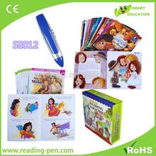 touch sensitive talking pen ,electrical talking pen ,early educational translating pen