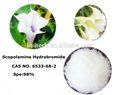 Produce y ofrece 99%Bromhidrato de escopolamina/ Bromhidrato de escopolamina / Bromhidrato de escopolamina