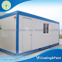 bulk container anti rust/corrosion water borne paint lacuer