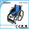 Aluminum lightweight sport wheelchair for handicapped
