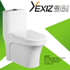 A3207 Sanitary ware bathroom accessory chinese one piece porcelain toilet