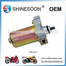 12V Electric Motorcycle Starter Motor / Motorcycle Parts / Starter Motor 150cc