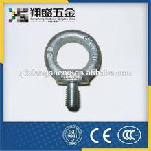 Hardware Tool Din 580 Eye Bolt And Din582 Eye Nut