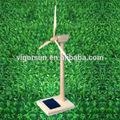 Molino de viento solar, juguete solar, solar educativo kits