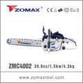 Zomax zmc4002 40cc 1.5kw motosserra miocárdica máquina também