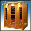 Best seller préfabriquées, huttes saunainfrarouge