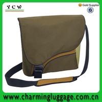 Promotional 2014 lastest simple style european shoulder bag for men