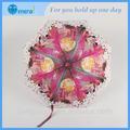 calidad superior de los niños de china personalizado sombrero paraguas para los niños