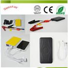 Hot emergency car portable battery jump starter power bank