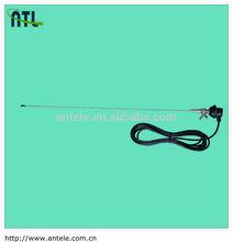 ( fabrikada) 136-174MHz yüksek performanslı uzun menzilli anteni yüksek kazanç kablosuz araç amatör radyo vhf anten