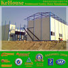 Container luxury container house for hotel/mining camp/office/school/apartment