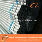 Galvanized Steel Pipe Schedule 40 XXS BS1387 ASTM A53