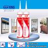 COJSIL-HP Ningbo hanke adhesive Acetic curing silicone sealant