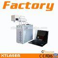 Campo equipamento da marcação do laser da fibra da marcação da máquina- china fabricante
