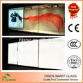 Nouveaux produits de confidentialité 2014 électrique. smart film miroir magique