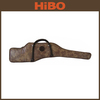 durable and portable canvas and leather gun case