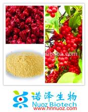 Free Sample Schisandra P.E. Powder/Schisandra chinensis extract powder with schisandrol 4%HPLC /GMP Certificate schisandra p.e.