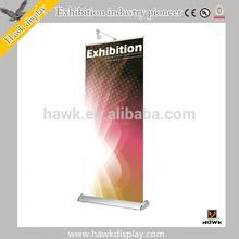 Hawk hot sale flex banner stand (HK-1)