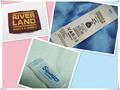 su misura tessuto etichetta design by design italiano