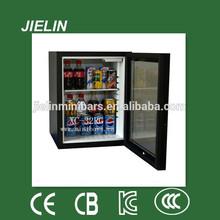 36L CCC/CE/CB/KC certificate hotel mini fridge fashion mini refrigerator
