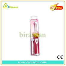 2014New design Children electric toothbrush/sonic travel electric toothbrush