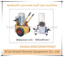 power diamond concrete cutting machine BS-600TM hydraulic asphalt cutter