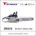 ZOMAX ZM4010 40cc 1.5kw chainsaw national lubricants