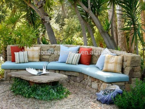 Ext rieurs pour la maison d coration pierre cr ation marbre et granit jardin - Pierre pour deco jardin ...